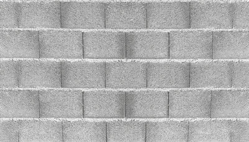 Fullt ramskott av betongväggen royaltyfria foton