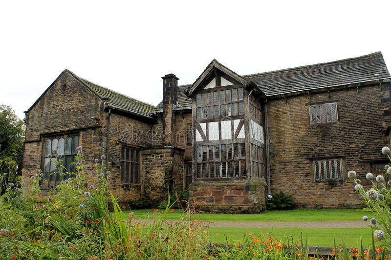 Download Fully Restored Tudor Manor House. Stock Photo - Image of manor, century: 67822996