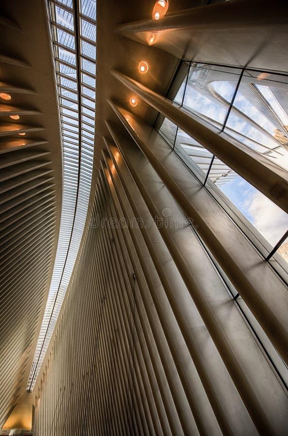 Fulton Center imagem de stock