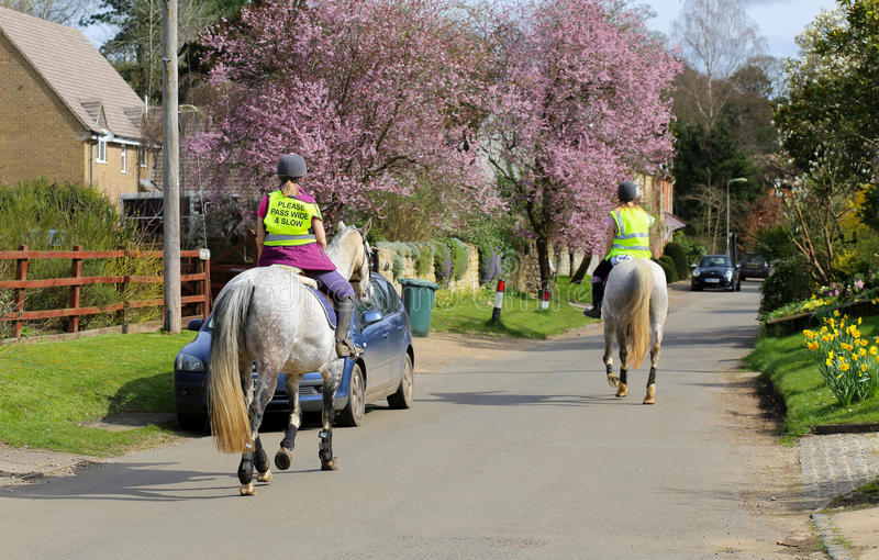 Fulwell路, Finmere,牛津郡,英国, 20 3月26日, 库存照片