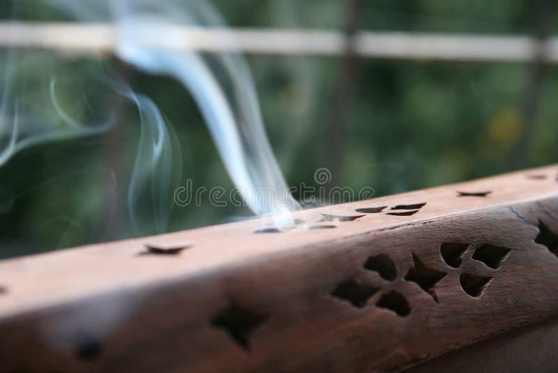Fumée #2 d'encens photos libres de droits