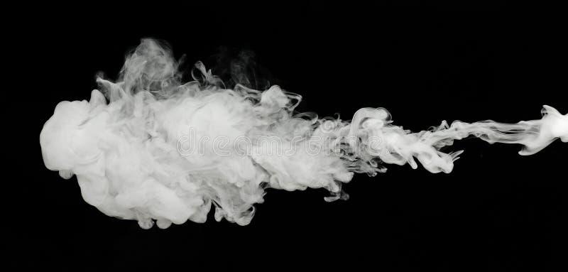Fumée blanche images libres de droits
