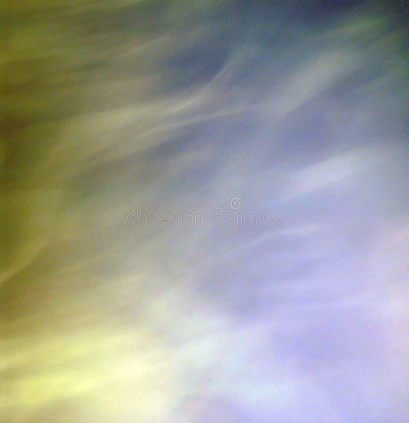 Fumée de Wispand illustration de vecteur