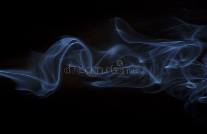 Fumée soyeuse photo libre de droits
