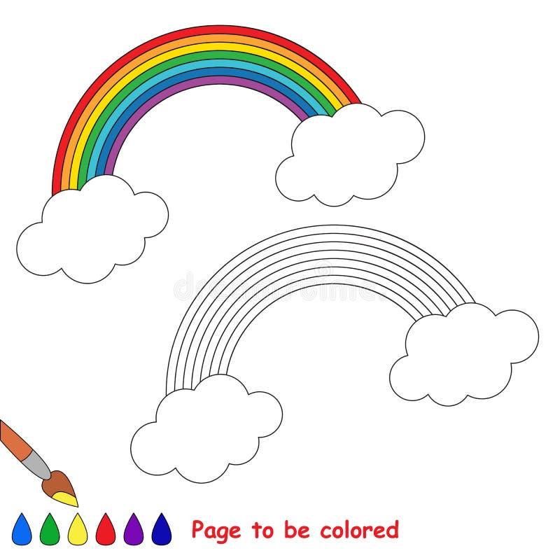Arcobaleno Da Colorare Fogli Da Colorare Immagini Da Colorare