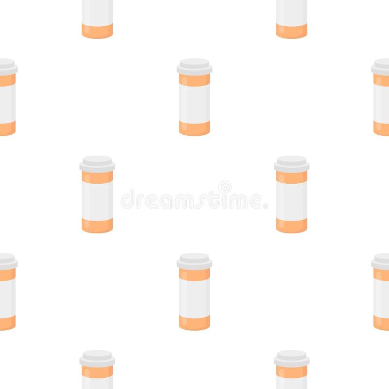 Fumetto dell'icona delle medicine Singola icona dal grande medico, fumetto della medicina di sanità illustrazione di stock