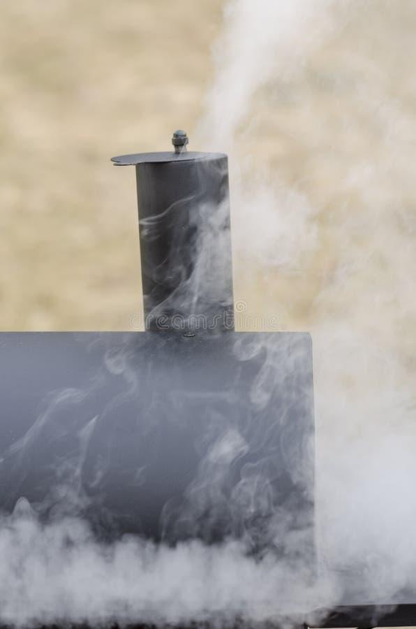 Fumeur de nourriture photos stock