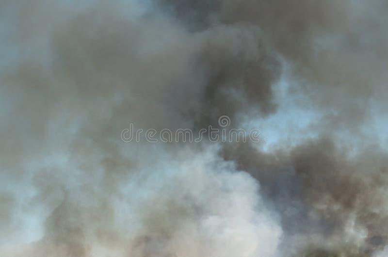 Fumez le fond photographie stock libre de droits