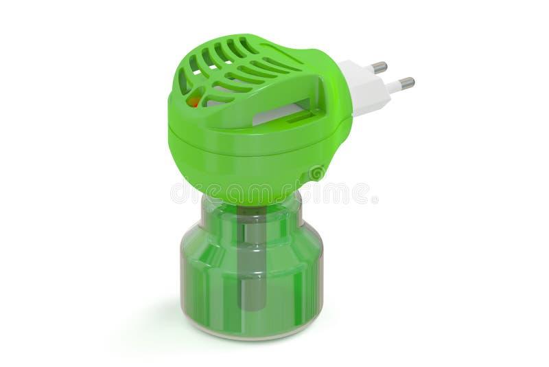 fumigator del Anti-mosquito, representación 3D ilustración del vector