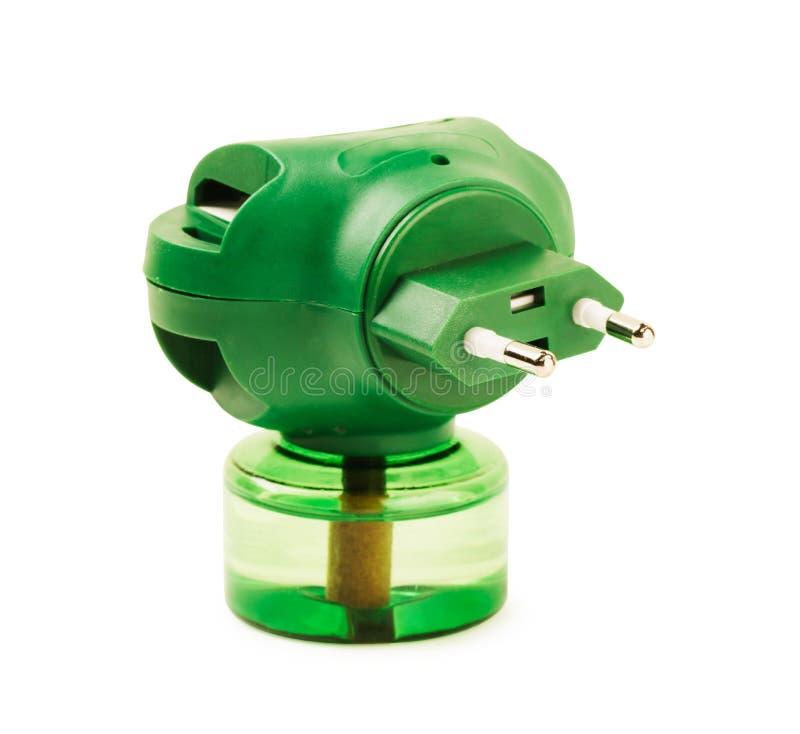 Fumigator moderno verde fotografia stock libera da diritti