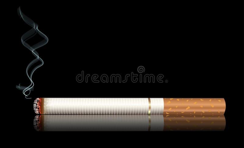 Fumo illustrazione di stock