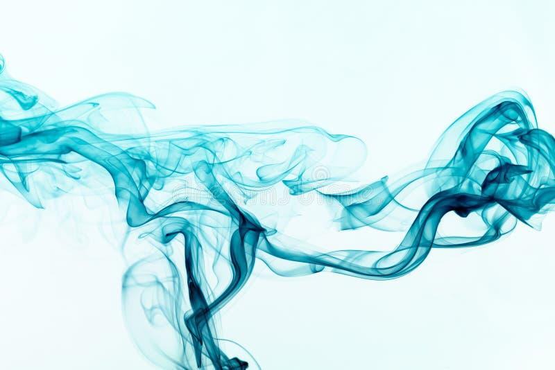 Fumo abstrato imagem de stock