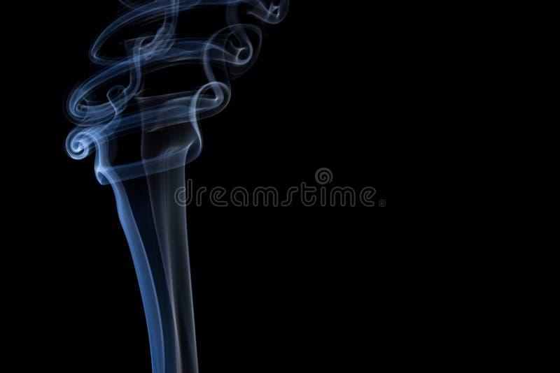 Fumo branco imagens de stock