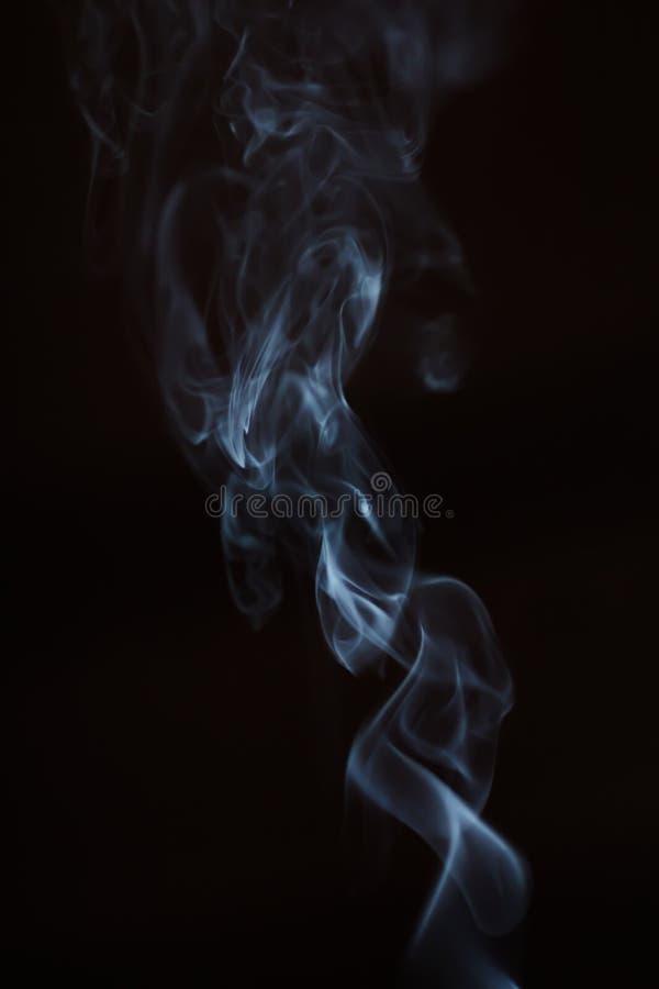 Fumo da dança imagens de stock royalty free