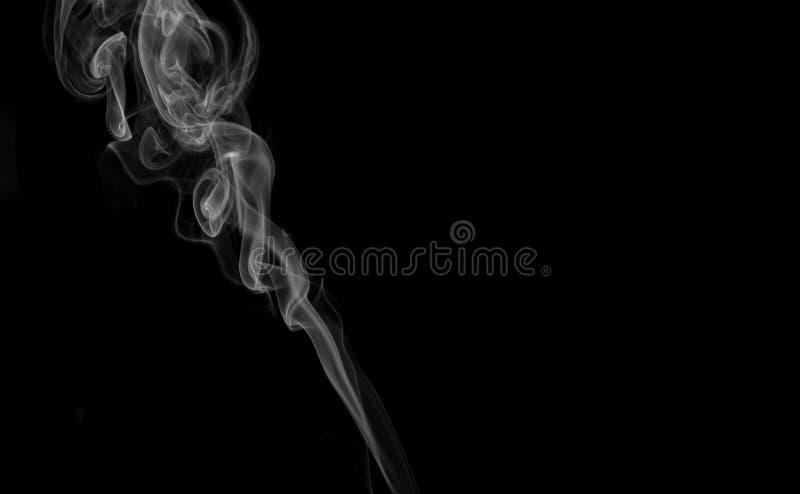 Fumo de Isloated foto de stock