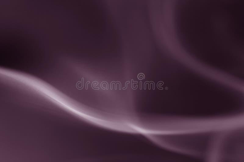 Fumo roxo imagem de stock