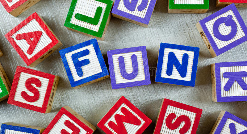 Fun Royalty Free Stock Images