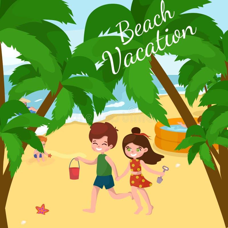 Clipart Kids Sand Images, Stock Photos & Vectors | Shutterstock