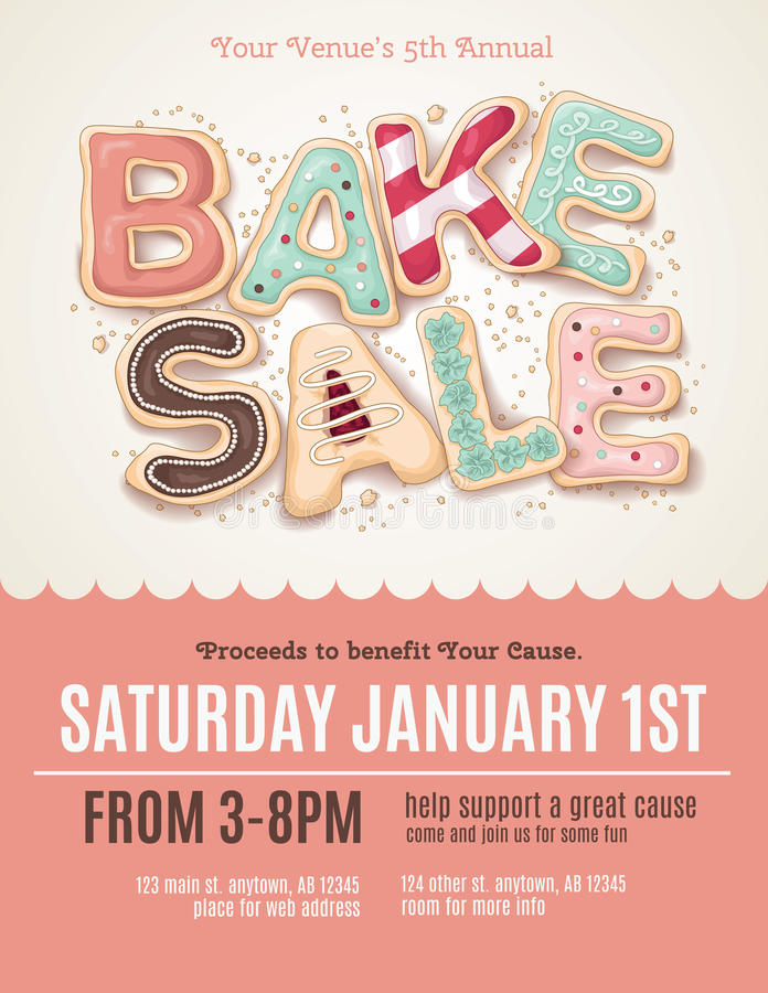 bake sale flyers templates free koni polycode co