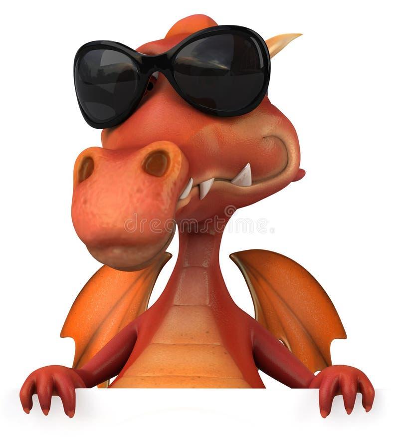 Download Fun Dragon Royalty Free Stock Image - Image: 34650186
