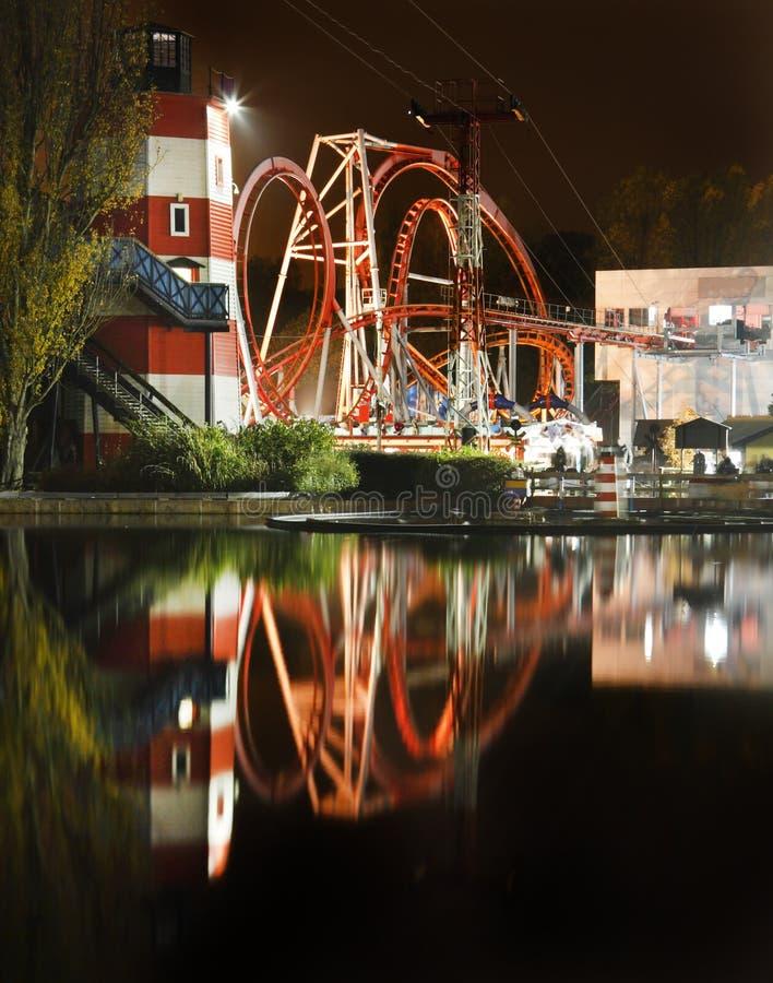 Download Fun Fair At Night Stock Photography - Image: 16799572