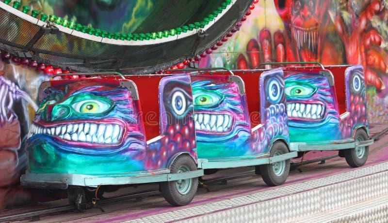 Download Fun Fair Ride Royalty Free Stock Image - Image: 13075936