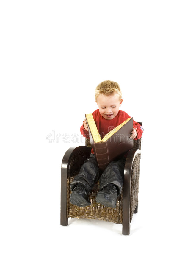 Fun with heavy book stock images