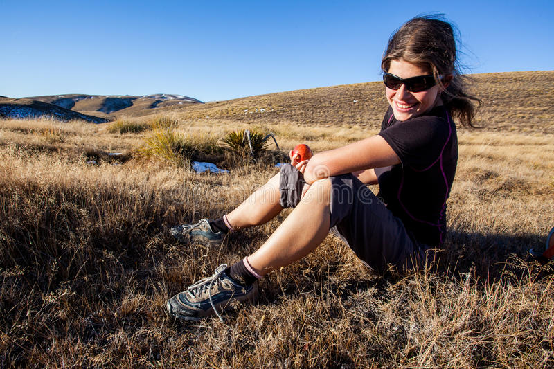 Download Fun in the nature stock image. Image of woman, relaxing - 33776349