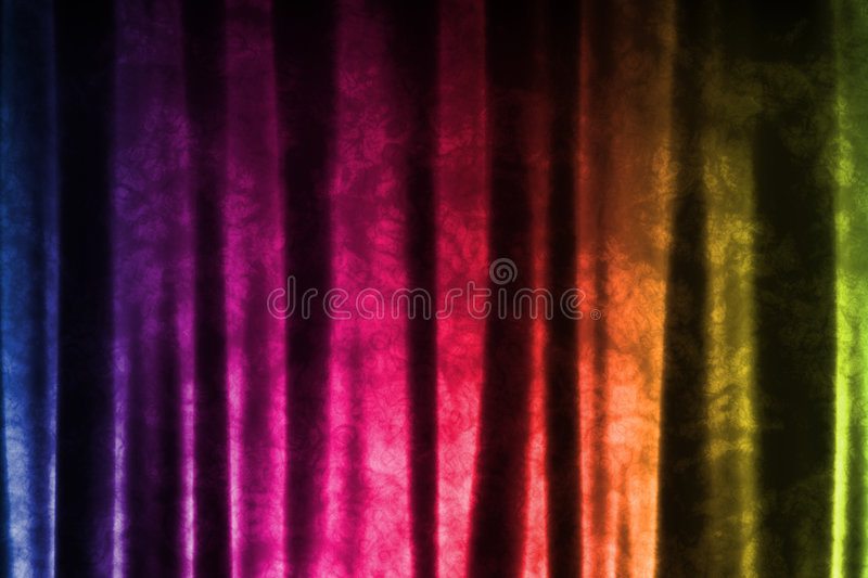 Fun Pattern Abstract Fabric Background. Trendy Color Fun Pattern Abstract Fabric Background vector illustration