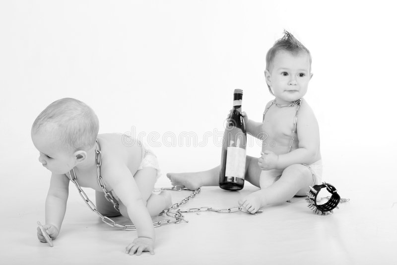 Download Fun punk stock image. Image of love, childhood, alcoholism - 5459591