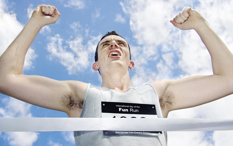 Download Fun Run Victor stock photo. Image of active, celebrations - 14264340