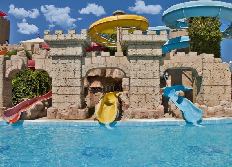 Download Fun Time In Aqua Park , Izmir Stock Photo - Image of water, discover: 32615850
