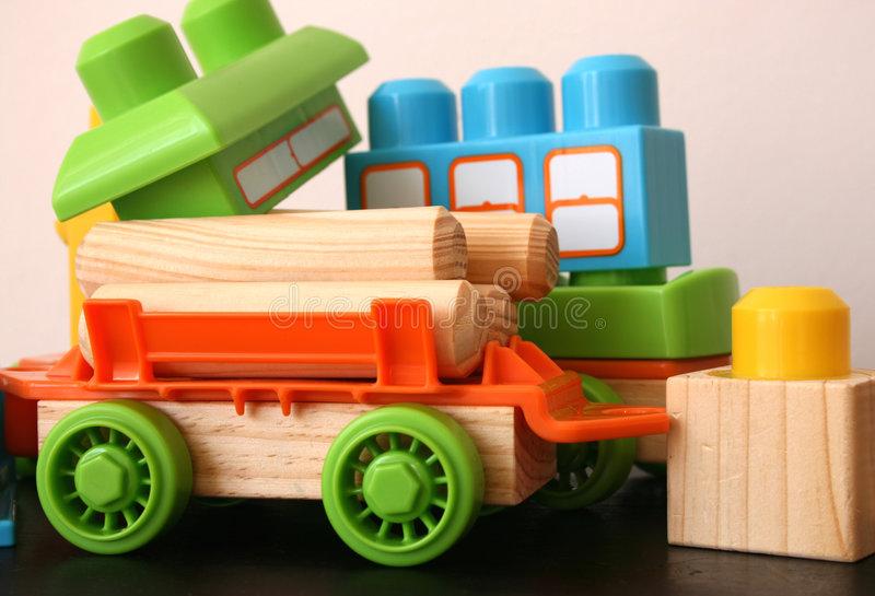 Fun Toys royalty free stock images
