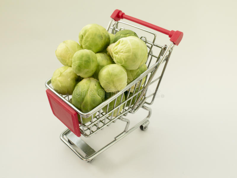 Download Fun Truck With Small Brussels Sprouts Stock Photo - Image: 83701970