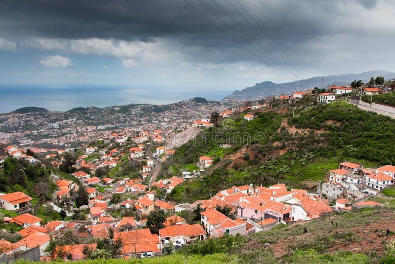 funchal Мадейра Португалия стоковое изображение