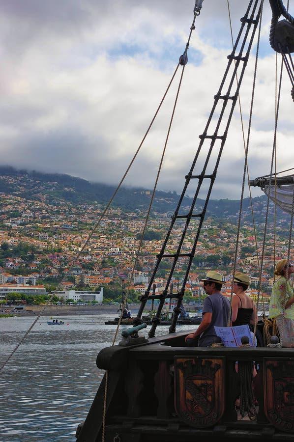 Funchal stock foto's