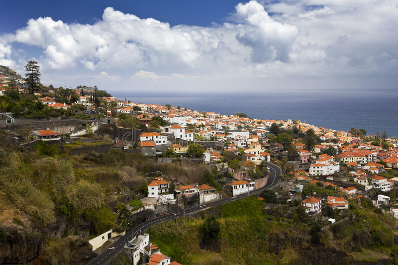 Funchal City Stock Photography