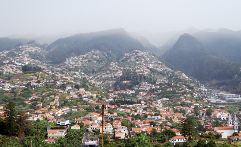 Funchal en île de la Madère, Portugal photo libre de droits