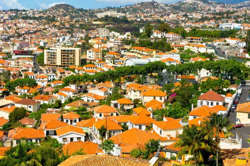 Funchal, isla de Madeira, Portugal foto de archivo
