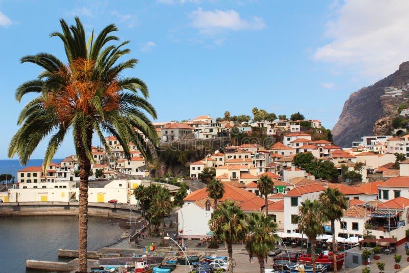Funchal, Madeira lizenzfreie stockbilder