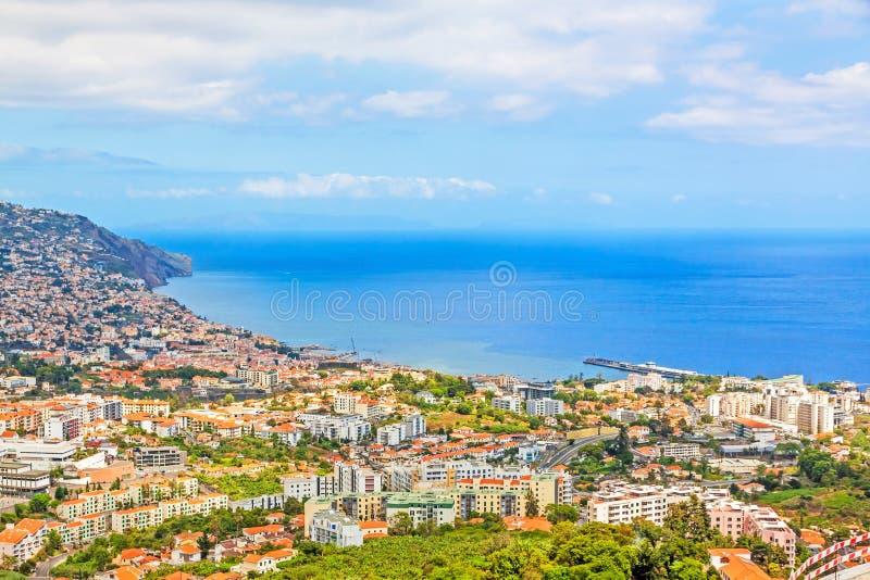 Funchal, Madeira fotografía de archivo