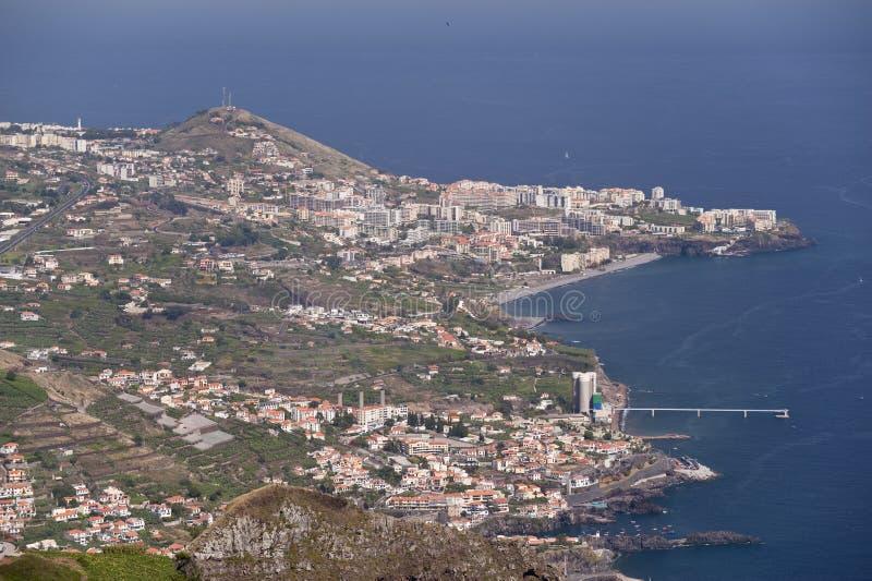 Funchal na Madeira obrazy stock