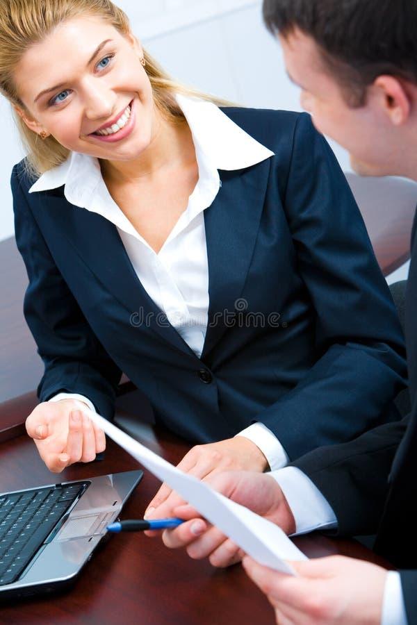 Funcionamento da mulher imagem de stock royalty free