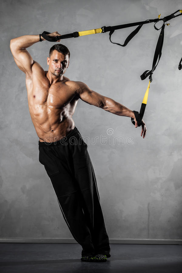 Free Functional Training Stock Photography - 50414802