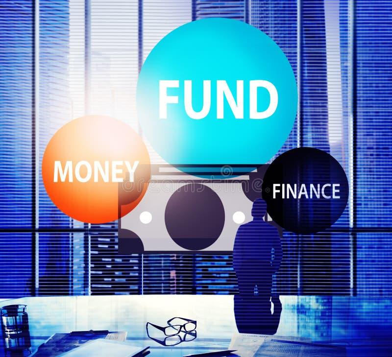 Fund Budget Business Finance Money Profit Wealth Concept stock photos