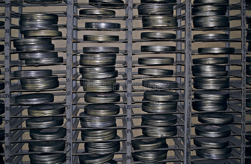 Download Fund Of Films Royalty Free Stock Image - Image: 24375646