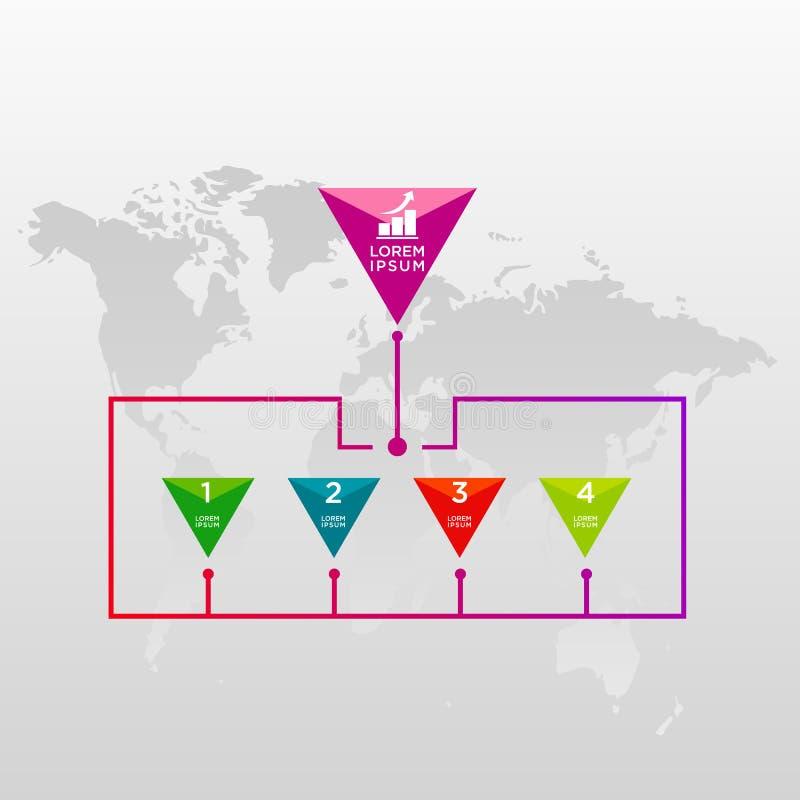 Fundamentele RGB royalty-vrije illustratie
