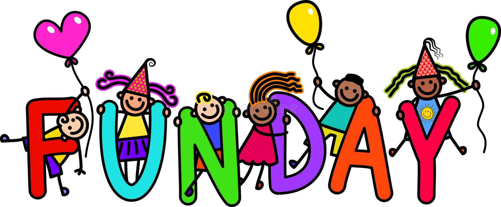 Funday Stock Illustrations – 65 Funday Stock Illustrations ...
