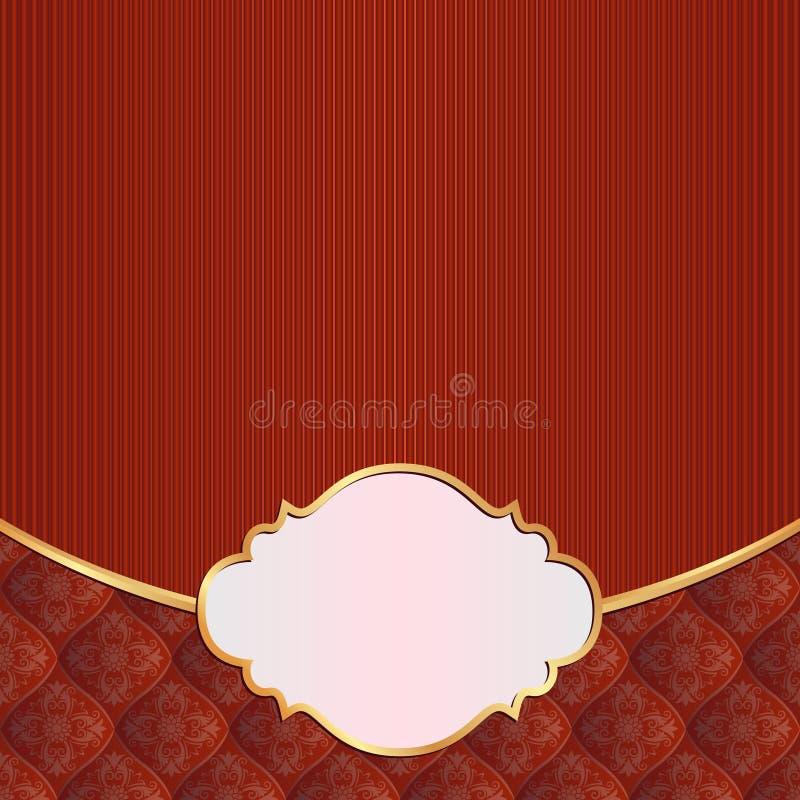 Download Fundo ilustração do vetor. Ilustração de ornament, projeto - 107527683