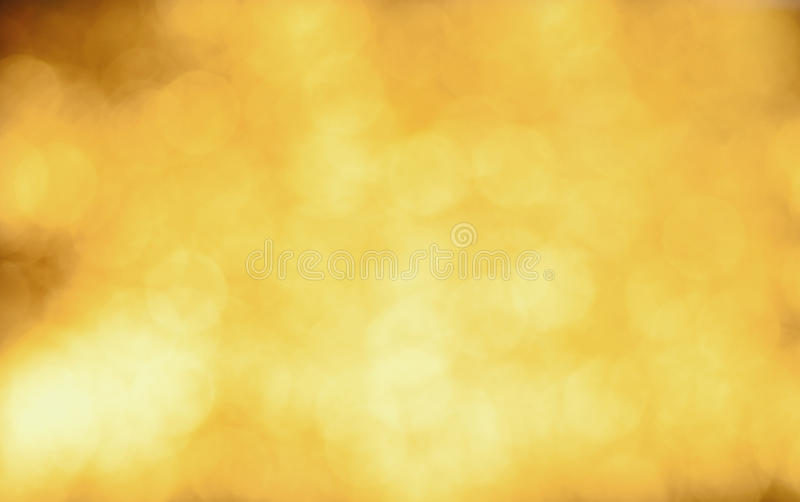 Fundo abstrato amarelo foto de stock